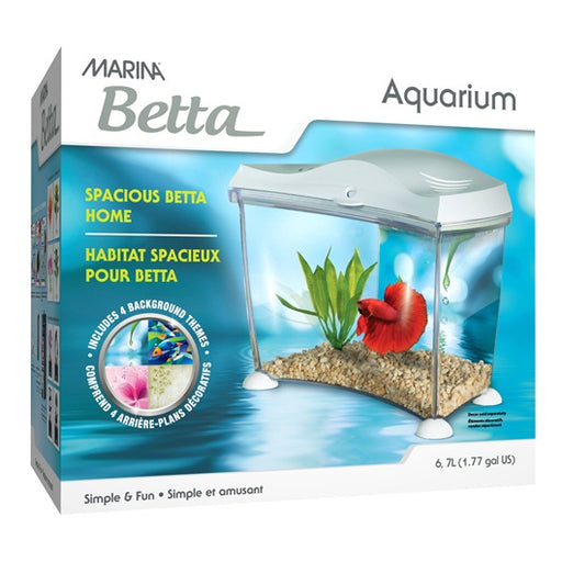 Betta Aquarium, 1.77 US Gal (6.7 L)