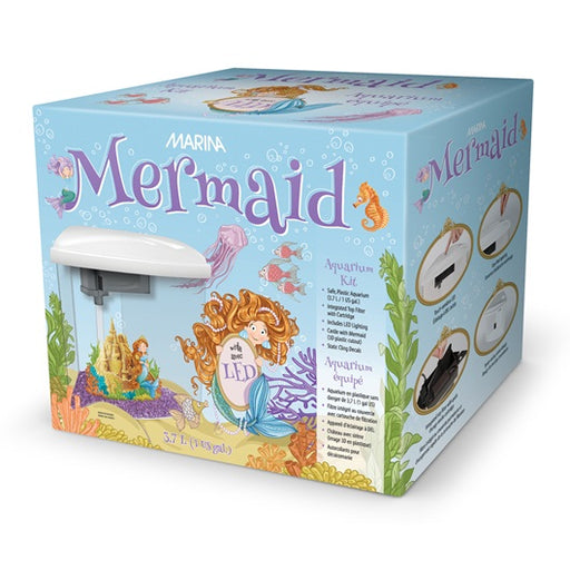MERMAID Aquarium Kit 1 US Gal (3.7 L)