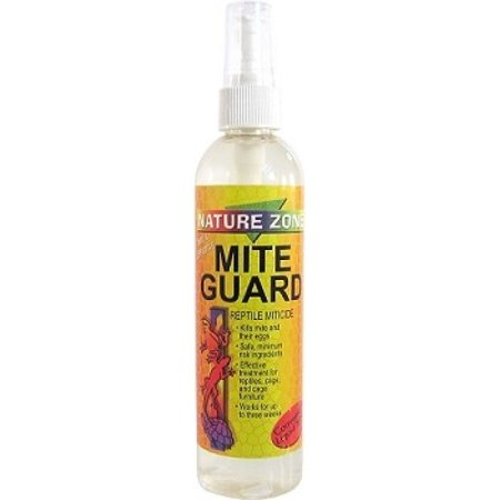 Mite Guard - Liquid Spray Bottle, 8 Ounce