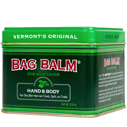 Bag Balm Tins, 1 oz & 8 oz
