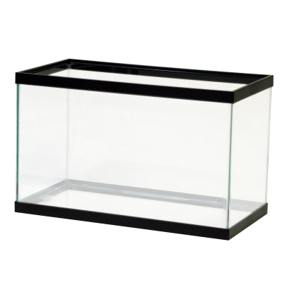 10 Gallon Black Tank, 20X10X12