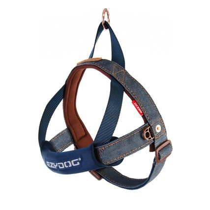 DENIM - QUICKFIT DOG HARNESS, Designer Range-Friday Collective