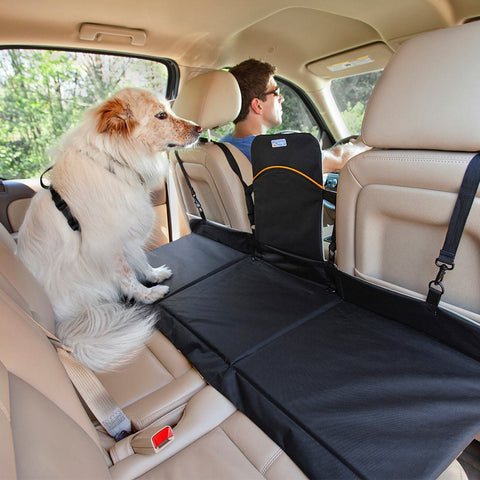 Kurgo Backseat Bridge - Extender, Reversible Color Option