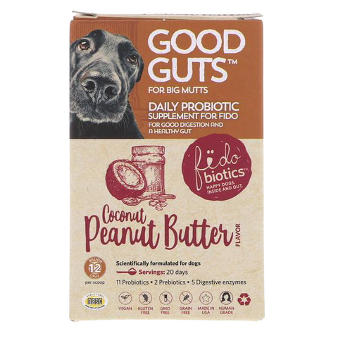 Good Guts for Big Mutts Probiotic Powder