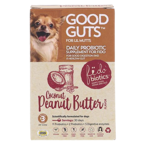Good Guts for Lil Mutts Probiotic Powder