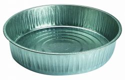 13 Quart Galvanized Utility Pan