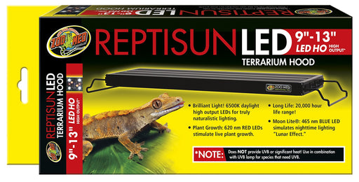 ReptiSun® LED Terrarium Hood, Assorted