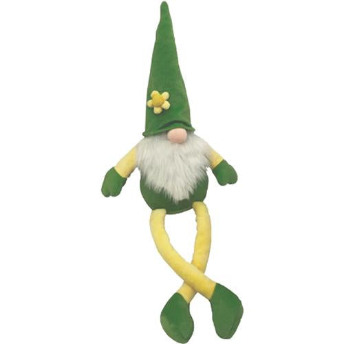 "Long-Legged Gnome Dog Toy, 20"" or 30"""
