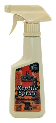 Reptile Relief, Habitat Cleaner/Mite Spray, 8oz.