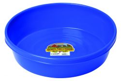 3 Gallon Plastic Utility Pan, Assorted Colors