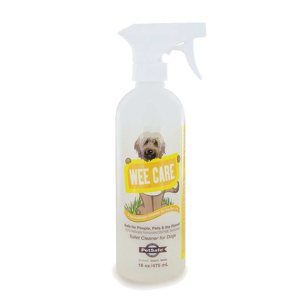 Wee Care Pet Loo Enzyme Cleaner, 16 oz