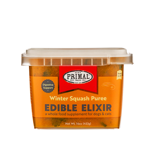 Winter Squash Puree, Edible Elixir 16oz