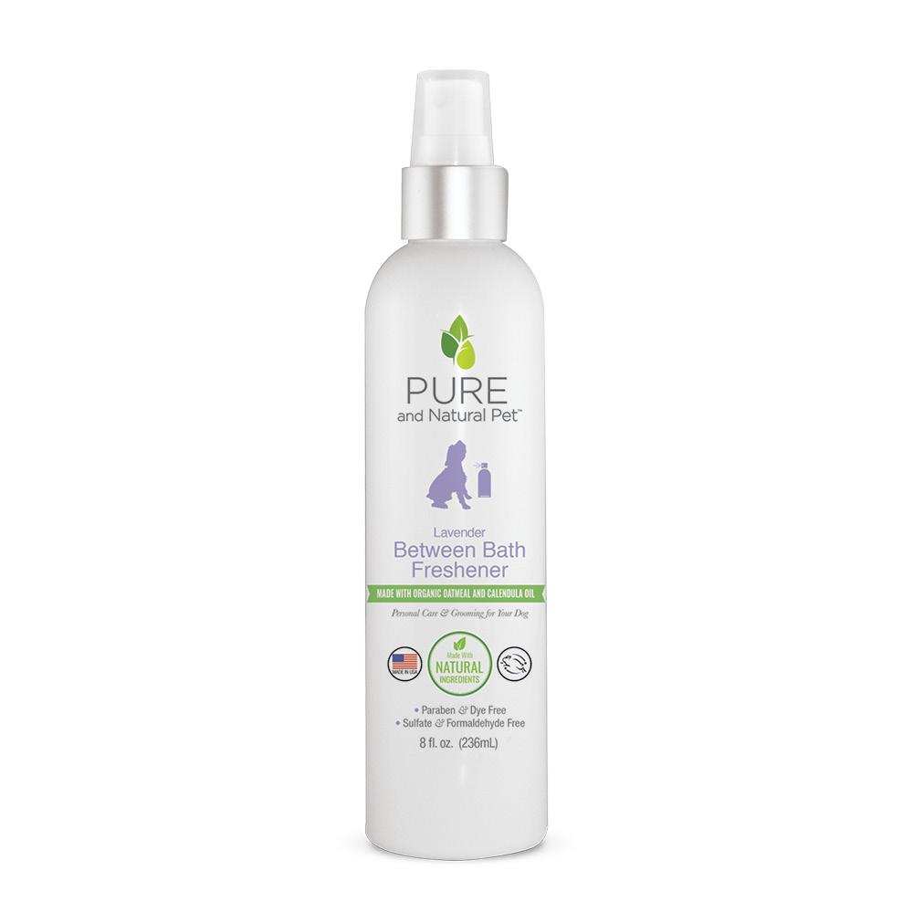 Between Bath Freshener, Lavender, 8 oz