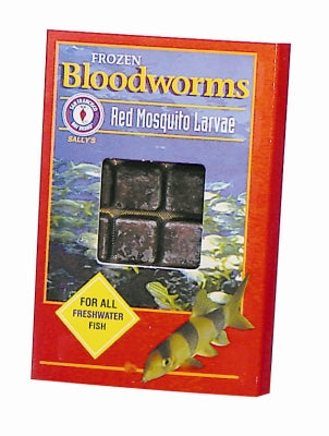 BLOODWORM CUBES 100 GM