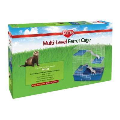 My First Home, Multi-Level Ferret Cage, 30 x 18
