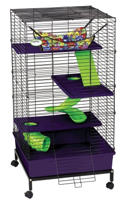 My First Home, Multi-Level Ferret Cage with Stand