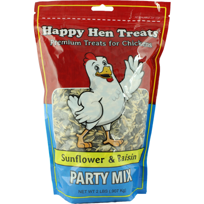 Sunflower & Raisin Party Mix, 2 lbs