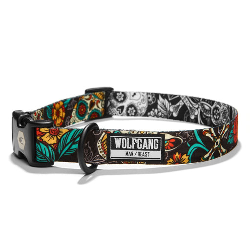 LosMuertos Dog Collar