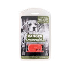 Ranger Anti-Bark Collar for Small Dogs