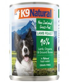 Lamb Feast, Wet Dog Food, 13 oz can
