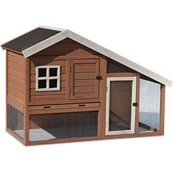 Cape Cod Chicken Coop 62 x 32 x 42