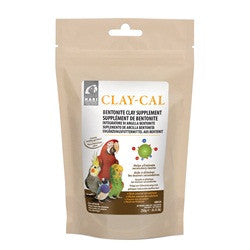 HARI Clay-Cal Bentonite Clay Supplement for Birds