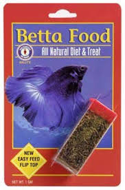 Betta Food-1gm Bloodworms