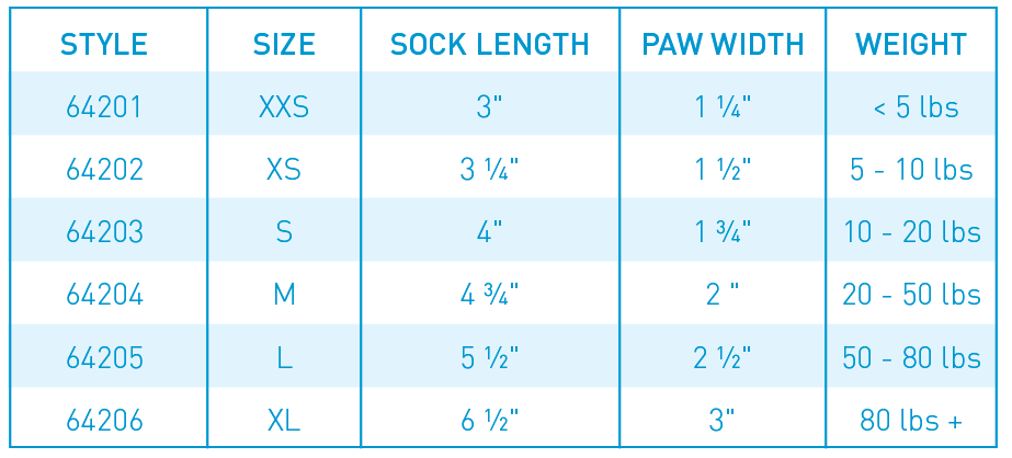 Sport PAWks Dog Socks, Available in 8 colors