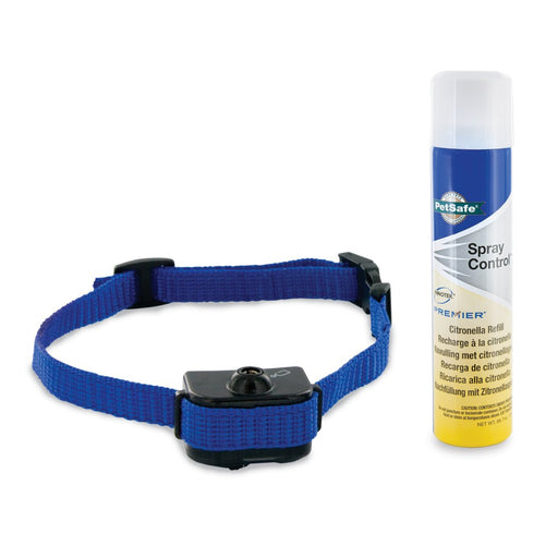 Elite Little Dog Spray Bark Collar