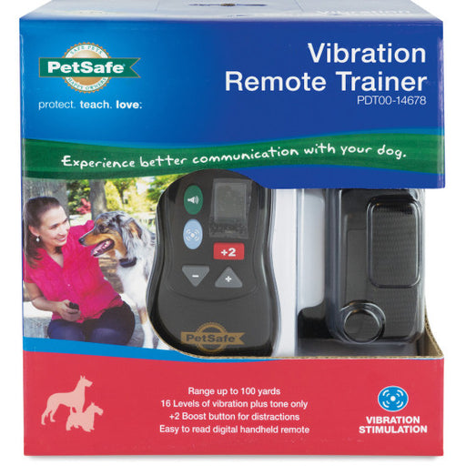 PetSafe® Vibration Remote Training Collar
