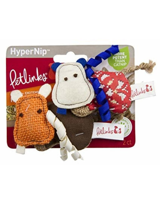 Hyper Hippos Hypernip Cat Toy, Medium, Multi-Color