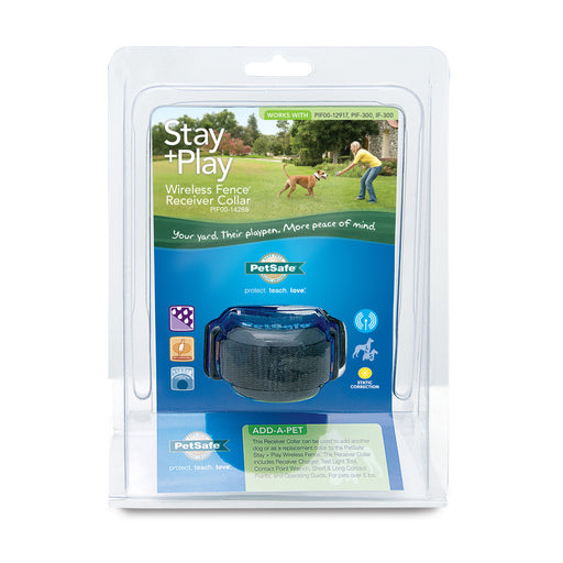 PetSafe® Stay+Play Wireless Fence® Receiver Collar