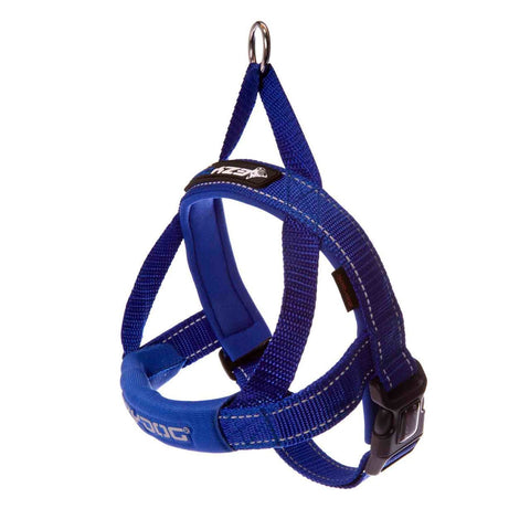 QUICKFIT DOG HARNESS, Assorted Solid Colors