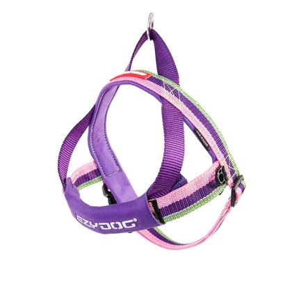 QUICKFIT DOG HARNESS, Assorted Solid & Specialty Colors