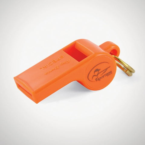 SportDOG Brand® Roy Gonia® Special Whistle, Orange