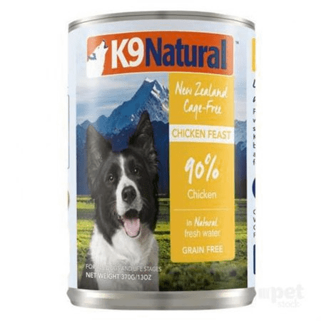 Chicken Feast, Wet Dog Food, 13 oz can