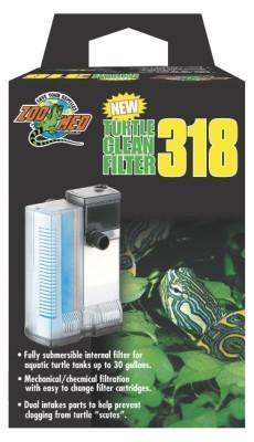 Laboratories TC-20 Turtle Clean Internal Filter