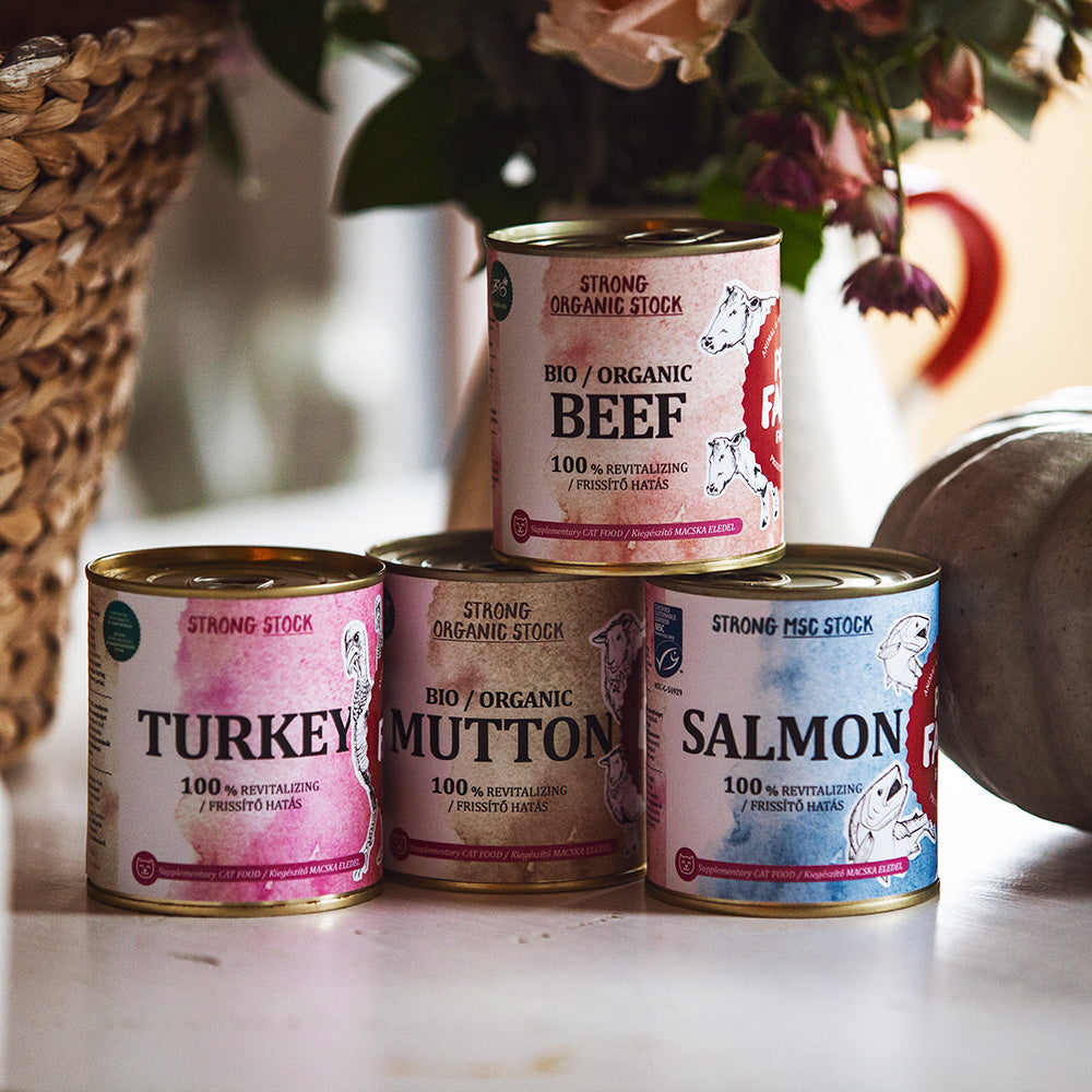 MSC Salmon Stock for Cats