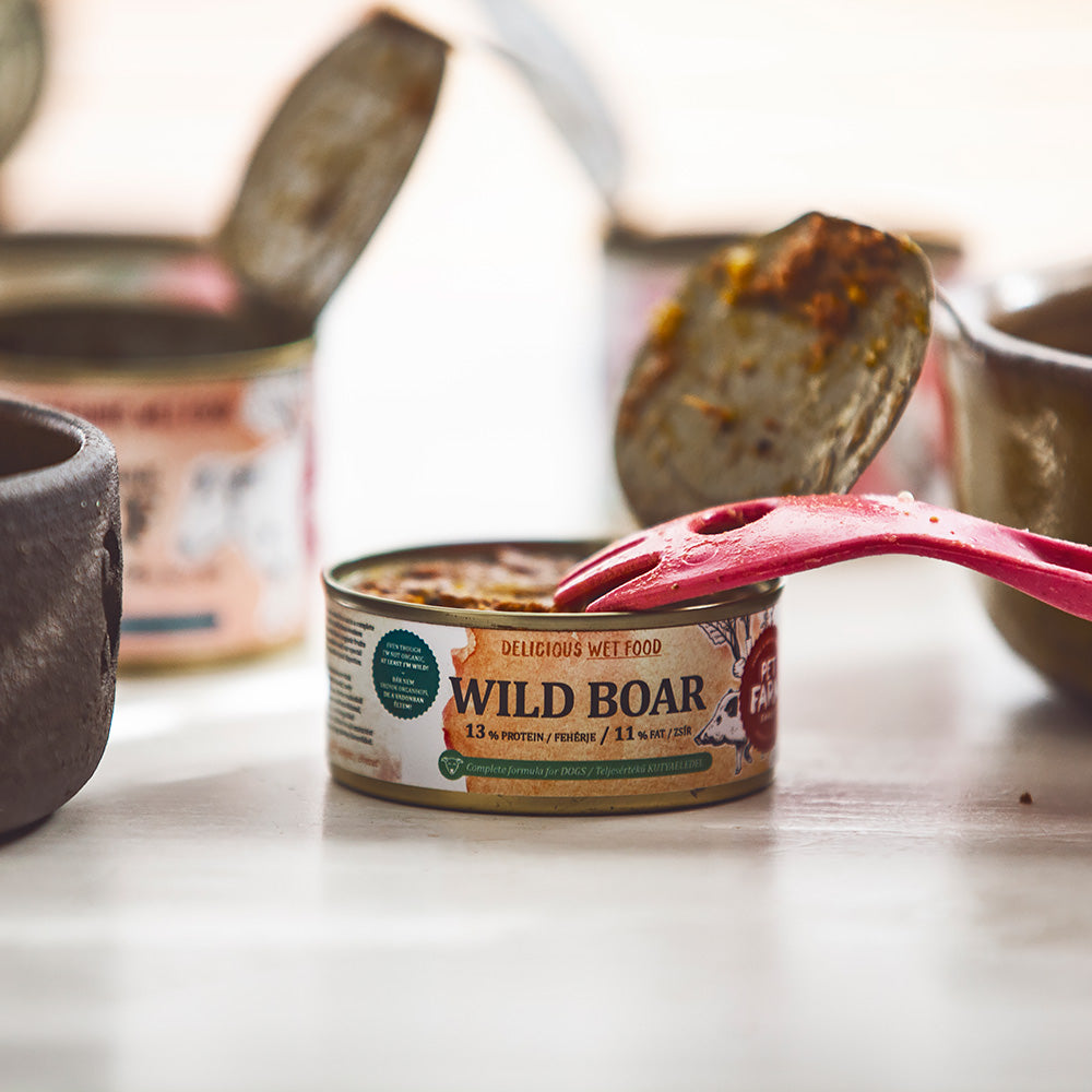 Wild Boar for Dogs