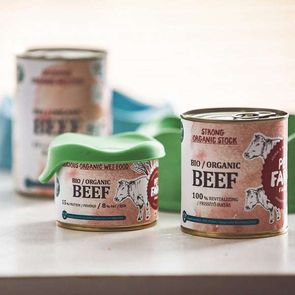 Organic Beef for Dogs