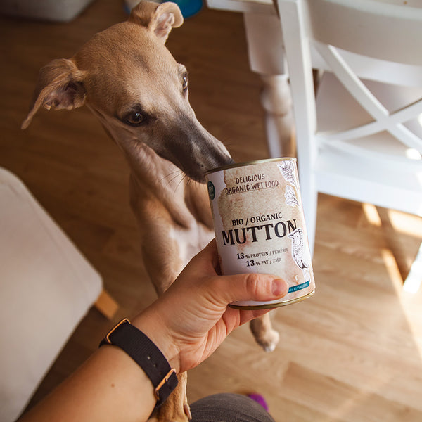 Organic Mutton for Dogs