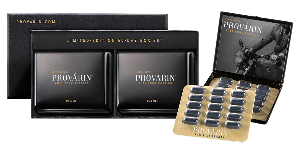 Provarin Tablets The Best Libido Boosting Supplement Provarin