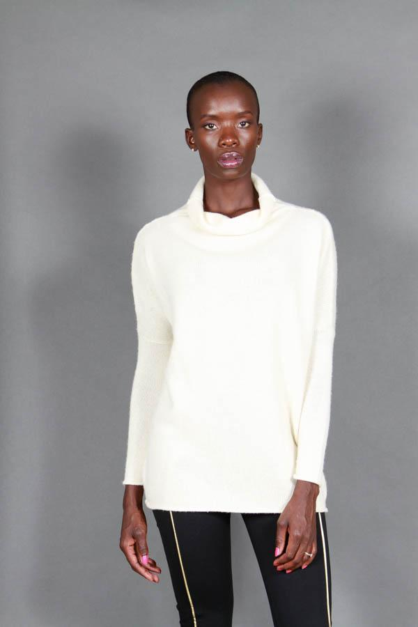 Zawadi Turtle Neck Sweater - KA Fashions