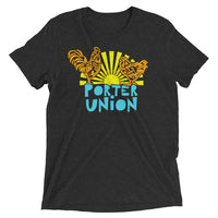 Porter Union Tri-Blend Chicken Shirt