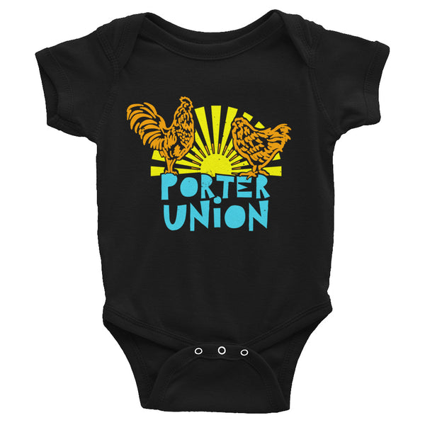 Infant Chicken Bodysuit