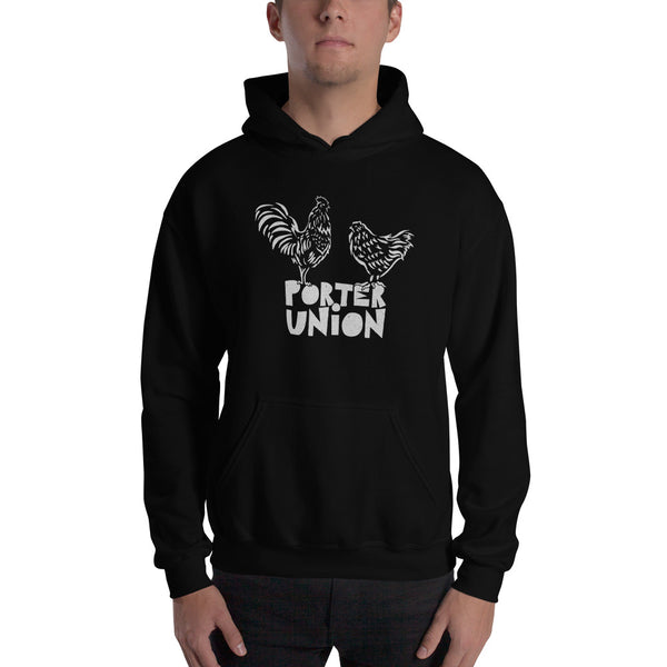 Porter Union Chicken Hooded Sweatshirt