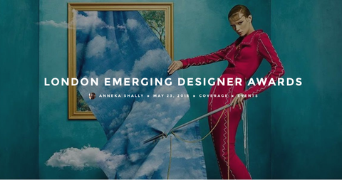 London emerging designer awards