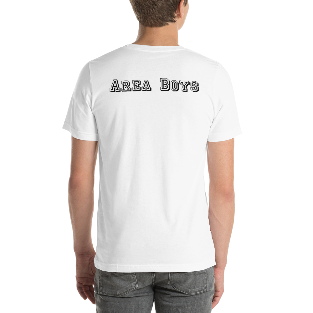 Basic Area Boys Tee