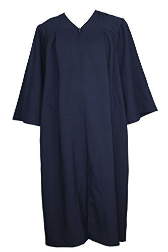 GraduationService Unisex College Graduation Gown Only Matte Finished