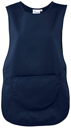 Premier Pocket Tabard - 18 Colours Available - Navy - M